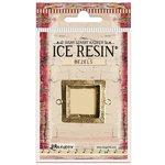 Ranger Ink - ICE Resin - Milan Bezels - Square - Medium - Antique Bronze