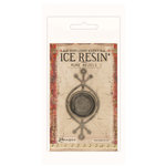 Ranger Ink - ICE Resin - Rune Bezels - Round - Antique Silver