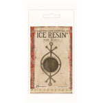 Ranger Ink - ICE Resin - Rune Bezels - Round - Antique Bronze