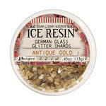 Ranger Ink - ICE Resin - Glass Glitter Shards - Antique Gold