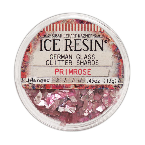 Ranger Ink - ICE Resin - Glass Glitter Shards - Primrose