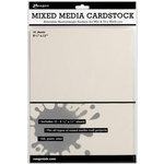 Ranger Ink - 8.5 x 11 Mixed Media Cardstock - 10 Sheets