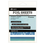 Ranger Ink - Foil Sheets - Frozen - 10 Sheets