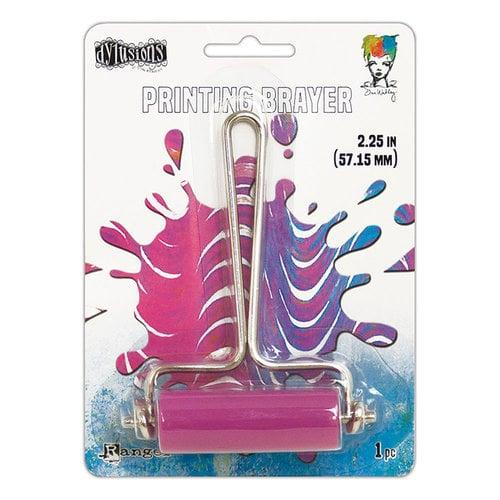 Ranger Ink - Gel Plate - Brayers - Small