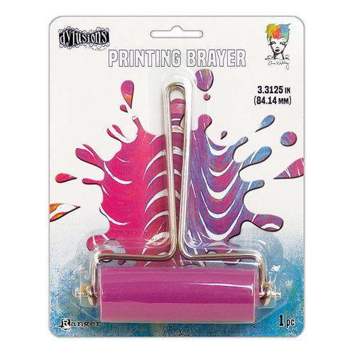 Ranger Ink - Gel Plate - Brayers - Medium
