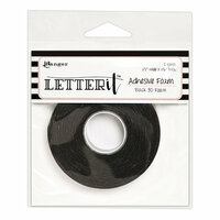 Ranger Ink - Letter It Collection - Black Foam Roll