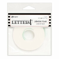 Ranger Ink - Letter It Collection - White Foam Roll