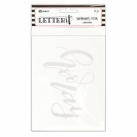 Ranger Ink - Letter It Collection - Sentiment Pack - Celebration