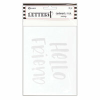 Ranger Ink - Letter It Collection - Sentiment Pack - Greetings