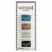 Ranger Ink - Letter It Collection - Stamping Ink - Set 1
