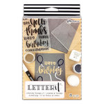 Ranger Ink - Letter It Collection - Embossing Kit