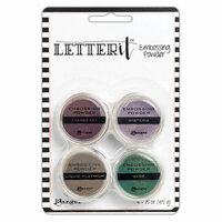 Ranger Ink - Letter It Collection - Embossing Powder - Graceful