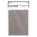 Ranger Ink - Letter It Collection - Cardstock - Grey