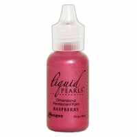 Ranger Ink - Liquid Pearls - Dimensional Paint - Raspberry
