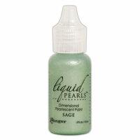 Ranger Ink - Liquid Pearls - Dimensional Paint - Sage