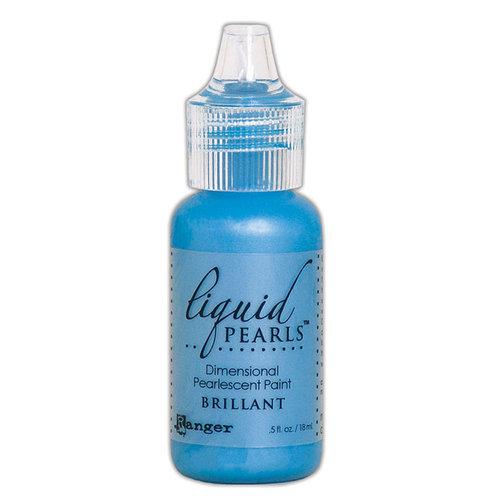 Ranger Ink - Liquid Pearls - Dimensional Paint - Brilliant