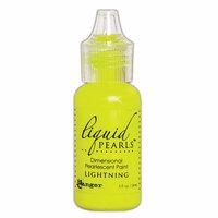 Ranger Ink - Liquid Pearls - Dimensional Paint - Lightning