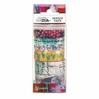 Ranger Ink - Dina Wakley Media - Washi Tape - Set 1