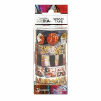 Ranger Ink - Dina Wakley Media - Washi Tape - Set 2