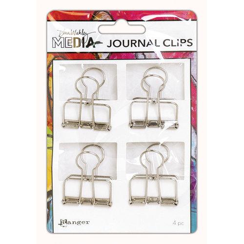 Ranger Ink - Dina Wakley Media - Journal Clips - Large - 4 Pack