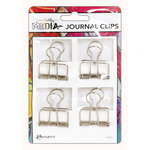 Ranger Ink - Dina Wakley Media - Journal Clips - Large - 4 Pack