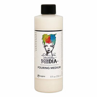 Ranger Ink - Dina Wakley Media - Pouring Medium - 8 Ounces