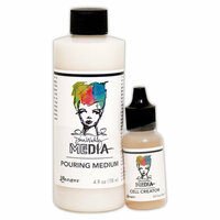 Ranger Ink - Dina Wakley Media - Pouring Medium and Cell Creator Set