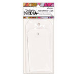 Ranger Ink - Dina Wakley Media - White Tag - Sizes Number 3 and 5
