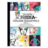 Ranger Ink - Dina Wakley Media - Collage Collective 2 - Vol. 2