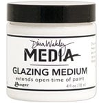 Ranger Ink - Dina Wakley Media - Glazing Medium - 4 Ounce Jar