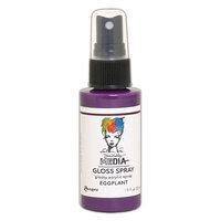 Ranger Ink - Dina Wakley Media - Gloss Sprays - Eggplant