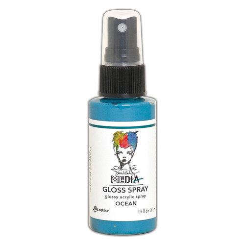 Ranger Ink - Dina Wakley Media - Gloss Sprays - Ocean