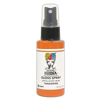 Ranger Ink - Dina Wakley Media - Gloss Sprays - Tangerine