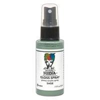Ranger Ink - Dina Wakley Media - Gloss Sprays - Sage