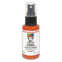 Ranger Ink - Dina Wakley Media - Gloss Sprays - Tangelo