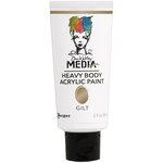 Ranger Ink - Dina Wakley Media - Heavy Body Acrylic Paint - Gilt