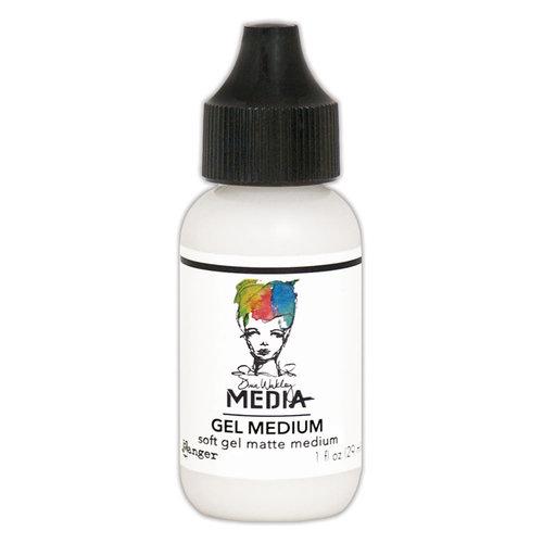 Ranger Ink - Dina Wakley Media - Soft Gel Matte Medium - 1 Ounce