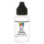 Ranger Ink - Dina Wakley Media - White Gesso - 1 Ounce