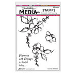Ranger Ink - Dina Wakley Media - Unmounted Rubber Stamps - Good Idea