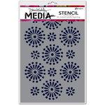 Ranger Ink - Dina Wakley Media - Stencils - Daisies