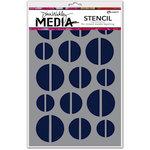 Ranger Ink - Dina Wakley Media - Stencils - Halves