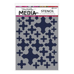 Ranger Ink - Dina Wakley Media - Stencils - Medieval Crosses