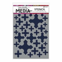 Ranger Ink - Dina Wakley Media - Stencils - Medieval Crosses