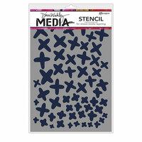 Ranger Ink - Dina Wakley Media - Stencils - Xs