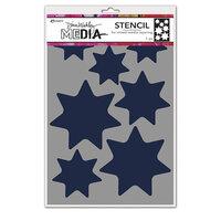 Ranger Ink - Dina Wakley Media - Stencils - Giant Stars