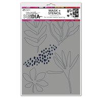 Ranger Ink - Dina Wakley Media - Stencils - Things That Grow