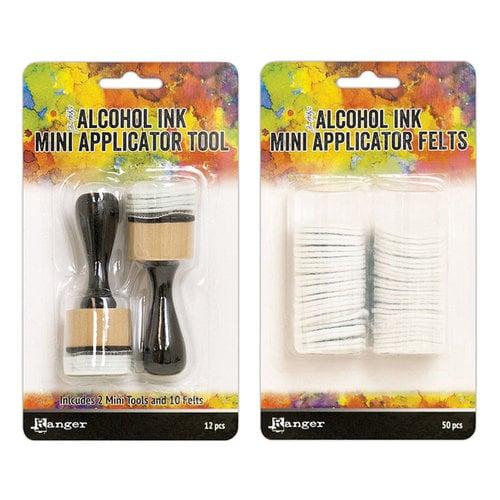 Ranger Ink - Tim Holtz - Alcohol Ink Mini Applicator Tool Kit
