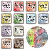 Ranger Ink - Tim Holtz - Distress Oxides Ink Pad Kit - Bundle Four