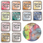 Ranger Ink - Tim Holtz - Distress Oxides Ink Pad Kit - 2018 Bundle Three