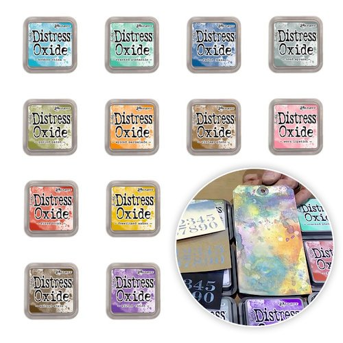 Ranger Ink - Tim Holtz - Distress Oxides Ink Pad Kit - Bundle One